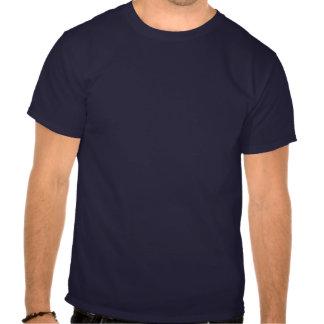 Sailing across the sea t-shirts