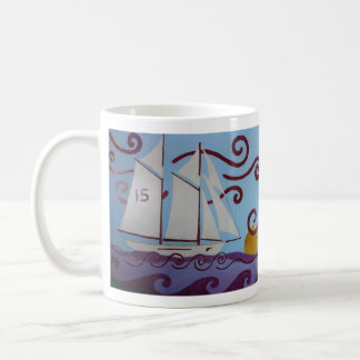 Sailing Adventures Coffee Mug