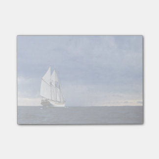 Sailing Ship On The Baltic Sea Post-it Notes