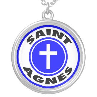 Saint Agnes Necklace
