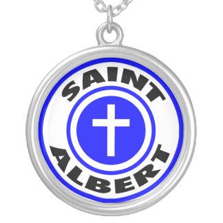 Saint Albert Custom Necklace