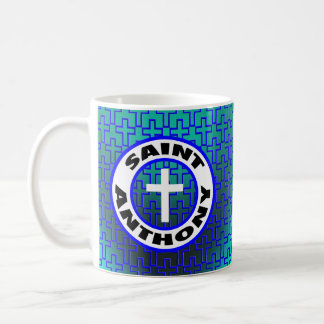 Saint Anthony Coffee Mug