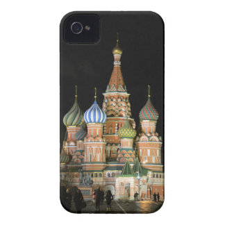 Saint Basil's Cathedral iPhone 4 Case-Mate Cases