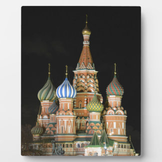 Saint Basil's Cathedral Plaque