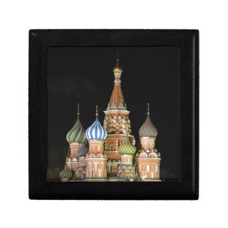 Saint Basil's Cathedral Small Square Gift Box