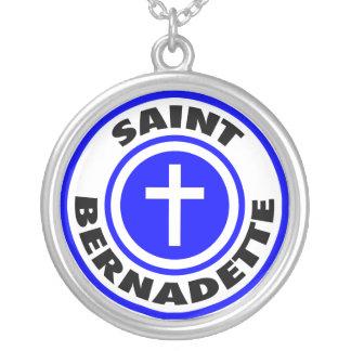 Saint Bernadette Pendants