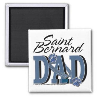Saint Bernard DAD Magnet