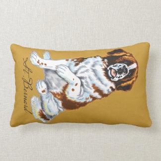 saint bernard lumbar cushion