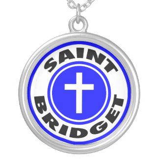 Saint Bridget Custom Necklace