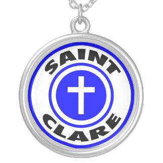 Saint Clare Necklaces