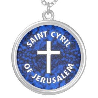 Saint Cyril of Jerusalem Pendants