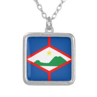 Saint Eustatius Flag Pendant
