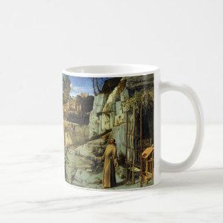 Saint Francis in the Desert by Giovanni Bellini Coffee Mug