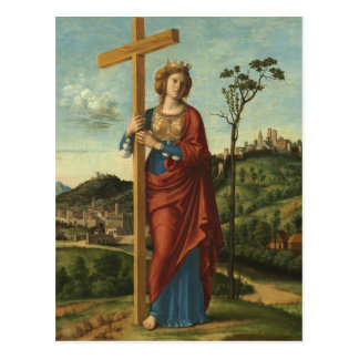 Saint Helena - Cima da Conegliano Postcard