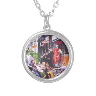 Saint Ignatius Loyola Custom Jewelry