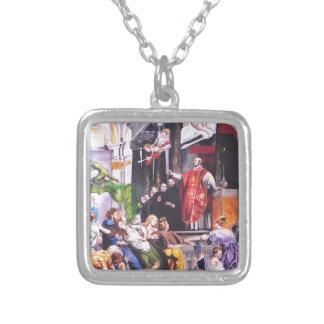 Saint Ignatius Loyola Personalized Necklace