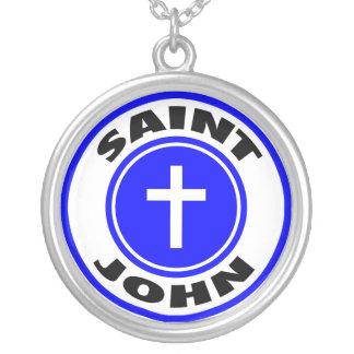 Saint John Pendant