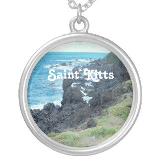 Saint Kitts Coast Pendant