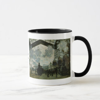 Saint Lazare Station by Claude Monet Mug