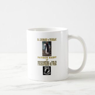 SAINT LEONARD of NOBLAC Coffee Mug
