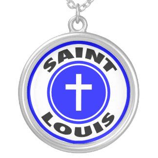 Saint Louis Custom Necklace