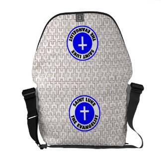 Saint Luke the Evangelist Messenger Bag