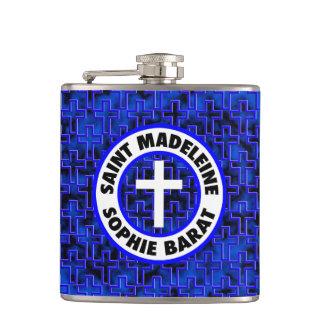 Saint Madeleine Sophie Barat Hip Flask
