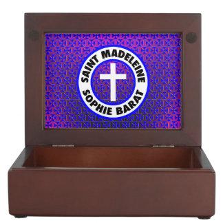 Saint Madeleine Sophie Barat Keepsake Box
