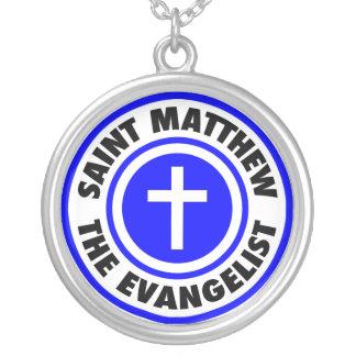 Saint Matthew the Evangelist Necklaces