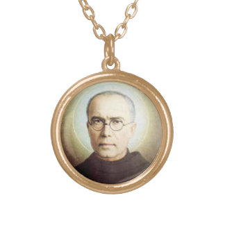Saint Maximilian Kolbe Pendant
