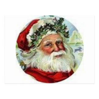 Saint Nick Postcard