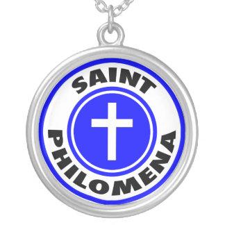 Saint Philomena Custom Jewelry