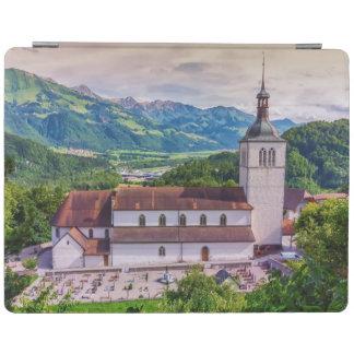 Saint-Theodule parish, Gruyeres, Switzerland iPad Cover