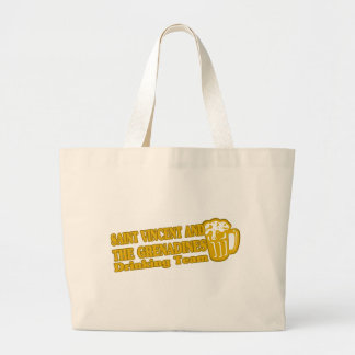 SAINT VINCENT AND THE GRENADINES CANVAS BAG