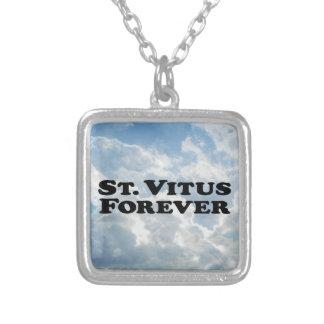 Saint Vitus Forever - Basic Personalized Necklace