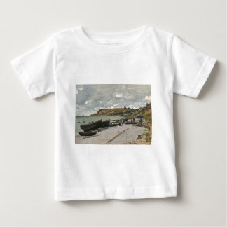 Sainte-Adresse by Claude Monet Baby T-Shirt