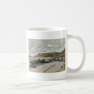 Sainte-Adresse by Claude Monet Coffee Mug
