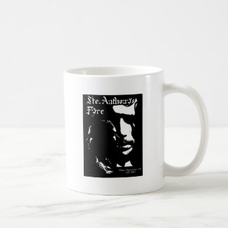 Sainte Anthony's Fyre Band - 1970 Coffee Mug