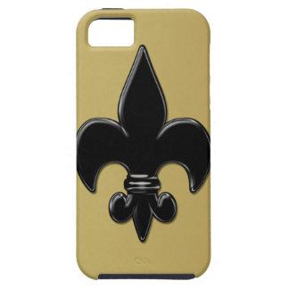 Saints Fleur De Lis iPhone 5 Cases