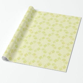 Sakai Monogram Sakura Wrapping Paper