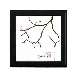 sakura and 7 pink birds 2, tony fernandes gift box