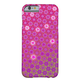 Sakura Batik Barely There iPhone 6 Case