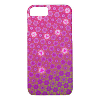 Sakura Batik iPhone 8/7 Case