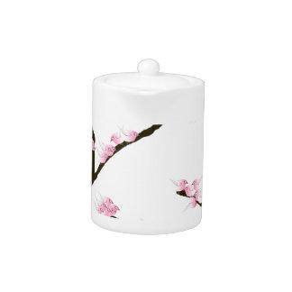 sakura blossom with pink birds, tony fernandes