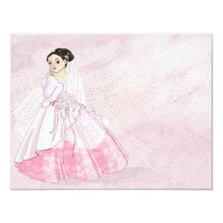 Sakura Bride 4.25x5.5 Paper Invitation Card