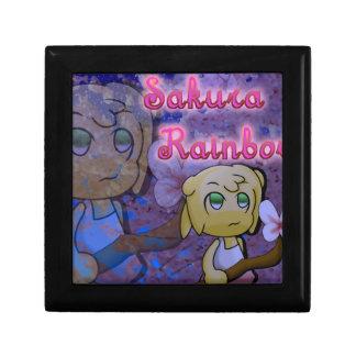 Sakura Rainbow: Pansy Gift Box