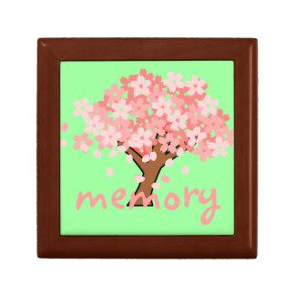 Sakura: Remembering loved ones memorial memory Gift Box