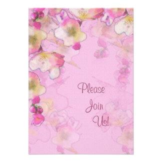 Sakura Wedding Invitation