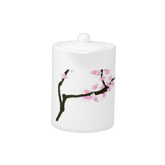 sakura with pink goldfish, tony fernandes