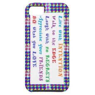 SALE phone cases Elegant Border Wisdom Quores